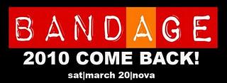 BandAge 2010 Come Back !