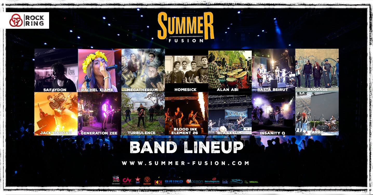 BandAge at Summer Fusion 2015